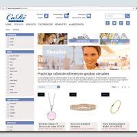 Site met webshop Care Juwelier Huizen