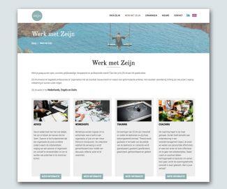 Website voor Zeijn