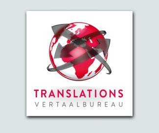 Nieuw logo Vertaalbureau Translations
