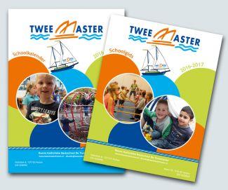 Scholen zijn weer begonnen, dus tijd voor nieuwe schoolgids en kalenders!