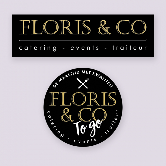Logo Floris & Co (restyling)