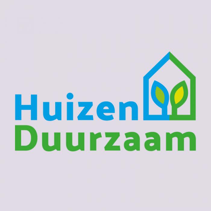 Logo Huizen Duurzaam