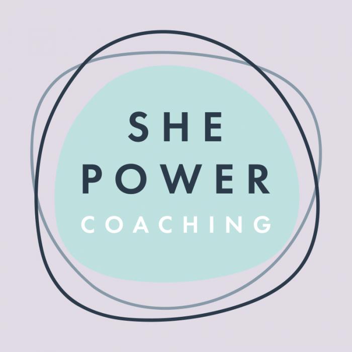 Logo She Power Coaching