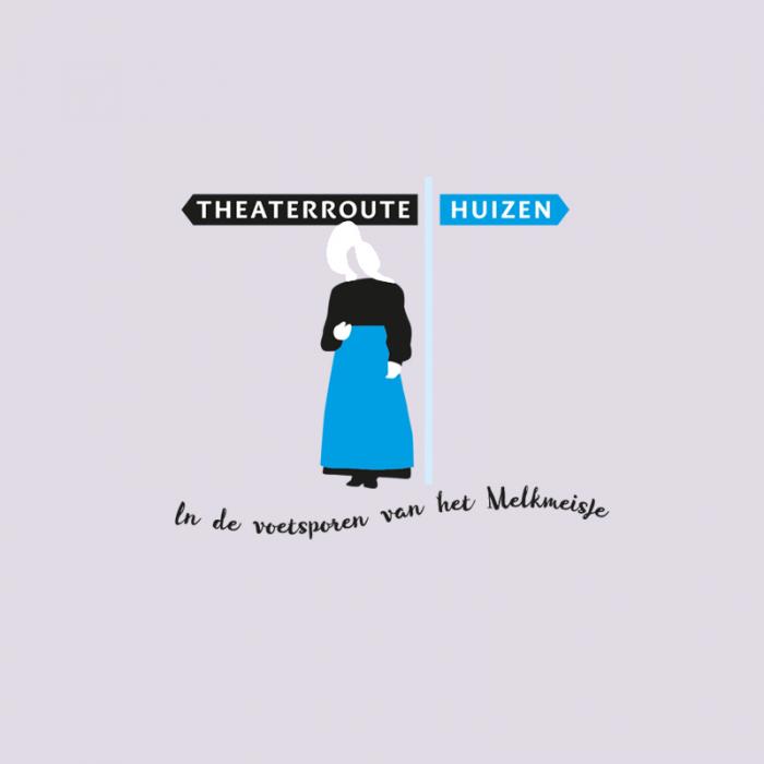 logo Theaterroute Huizen