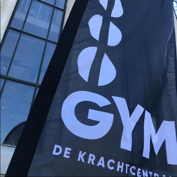 Vlag De Krachtcentrale Gym