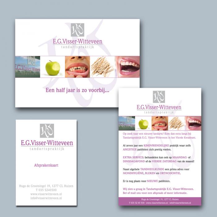 print tandartspraktijk Visser Witteveen